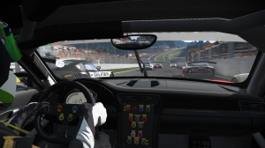 Project CARS: RUF RGT-8 GT3 || Race at Spa with Dynamic Weather - From Clear to Storm
