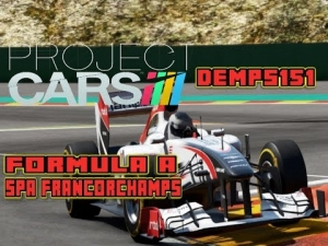 Project Cars: Spa Francorchamps: Formula A