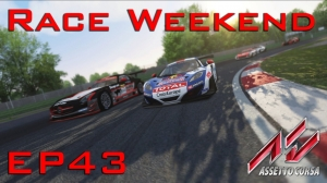 Assetto Corsa: Race Weekend (Tyre Troubles: Part 1) - Episode 43A