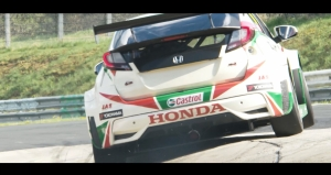 Setting up a WTCC car for the Nordschleife: a real challenge.