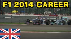 F1 2014 Career - Part 27: Great Britain