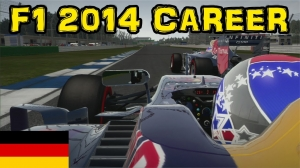 F1 2014 Career - Part 28: Germany
