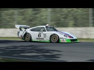 RaceRoom Racing Experience: Fabcar 935 at Zolder: Hotlap