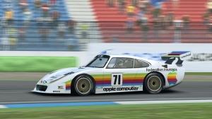 RaceRoom Racing Experience: Fabcar 935 at Hockenheimring GP: Hotlap