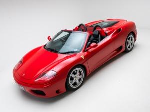 Test Drive Ferrari Racing Legends [360 Spider - Mugello GP - 2nd place]