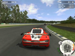 GTR Evolution [Sunred SR2 1 - 3rd place (Autódromo do Estoril)]