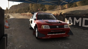Dirt Rally Logitech g25 GamePlay