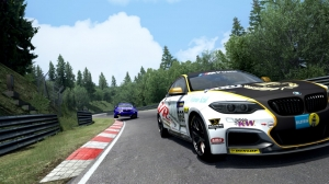 Assetto Corsa BMW M235i Racing - Battle at Nordschleife