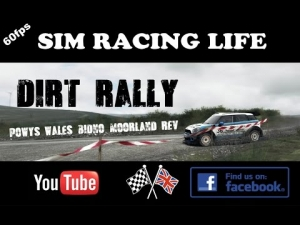 Dirt Rally - Powys, Wales Bidno Moorland Rev 60fps 1080p