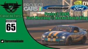 [TRC65] Project CARS: GT4 com Muntangões @ Hockeimhein Ring