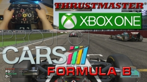 Project Cars | [Formula B] - Xbox One [GoPro] Thrustmaster TX