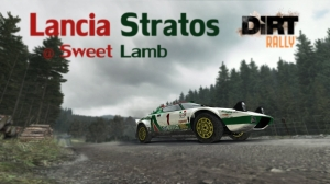 """Dirt Rally - """"Definition of Addiction"""" Stratos @Sweet Lamb 60fps"""