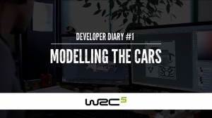 WRC 5 - Developer Diary #1 - Modelling the cars