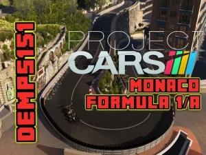 Project Cars: Monaco: Formula 1: g27