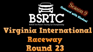 iRacing BSRTC Season 9 Round 23 from Virginia International Raceway