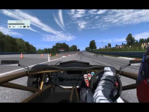 Project CARS - Ariel Atom v8 Nice save...
