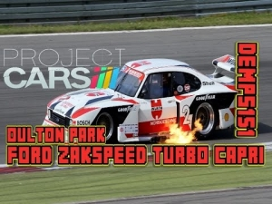 Project Cars: Ford Capri: Oulton Park