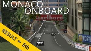 PSRL F1 2013 | Monaco Grand Prix | Balazs Toldi OnBoard