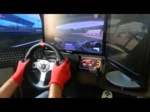Project Cars Sakito Gp Pagani Zonda 1.39.9