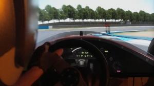 rFactor 2: Ferrari F92A vs Donington Park