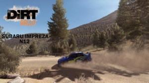Dirt Rally - Subaru Impreza N12 - First Test
