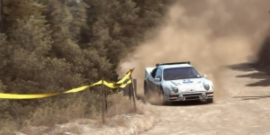 Dirt Rally Ford RS 200 - Group B - Real Power