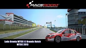Lada Granta WTCC @ Brands Hatch - WTCC 2013 - RaceRoom Racing Experience