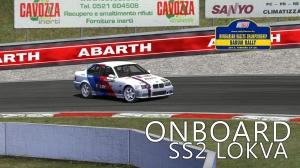rallyFactor HRC 2015 | Barum Rally | SS0 Zlín | Balazs Toldi OnBoard