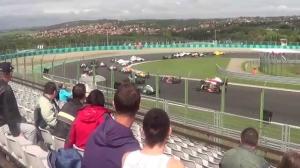 World Series by Renault 2014 | Hungaroring | F2.0 (CRASH) F3.5 (CRASH) RBR Show