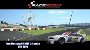 Ford Mustang GT DTM @ Suzuka - DTM 1992 - RaceRoom Racing Experience