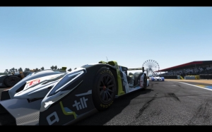 Project CARS - RWD P30 LMP1 @ Circuit 24H Le Mans