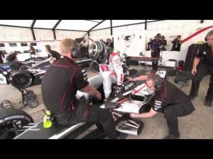DHL Berlin ePrix race highlights