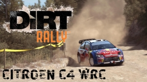 Dirt Rally - Citroen C4 WRC - First Test
