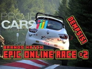 Project Cars Epic Online Race #2: Demps151
