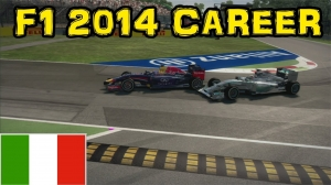 F1 2014 Career - Part 31: Italy