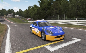Project Cars - Ginetta G40 @ Oulton Park - Sprint Race