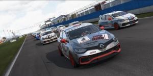 Project CARS - Renault Clio Cup @ Donington Park