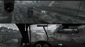 Project Cars BMW 1M Nurburging Sprint with changing weather.