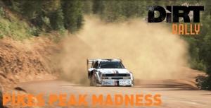 Pikes Peak Mixed Surface - Audi Sport Quattro E2 PP - 9:34.460