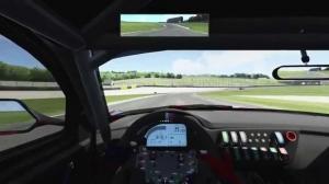 AC • Full Race BMW Z4 GT3 @ Donington GP • RD Race