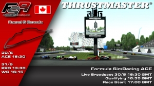 FSR 2015 Broadcasts - Thrustmaster ACE Championship Round 5, Canada