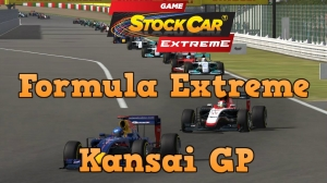 Game Stock Car Extreme - First look at Suzuka