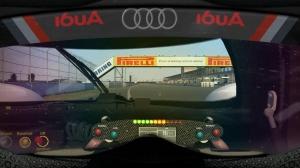 Sebring - Audi R18 E-Tron Quattro Helmet Effect - Game Stock Car Extreme