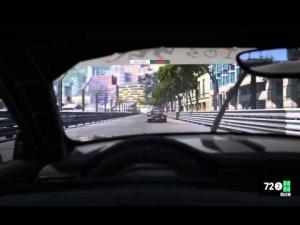 Project cars | Monaco 10 lap race Ruf GT3
