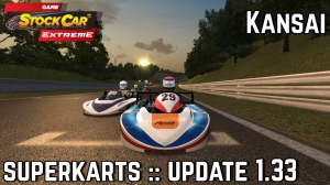 Game Stock Car Extreme :: Superkarts :: Kansai (Suzuka)