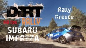 DiRT Rally - Impreza N14 in Rally Greece