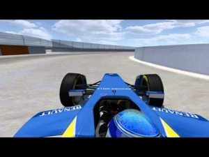 Moscow Formula E Circuit