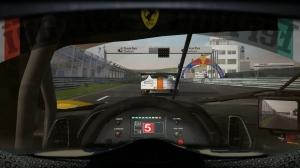 Zandvoort - Ferrari 458 GTE Helmet Effect - Game Stock Car Extreme