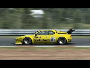 RaceRoom: BMW M1 Procar at Zolder