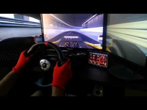 Gp Monaco Project Cars triple screen
